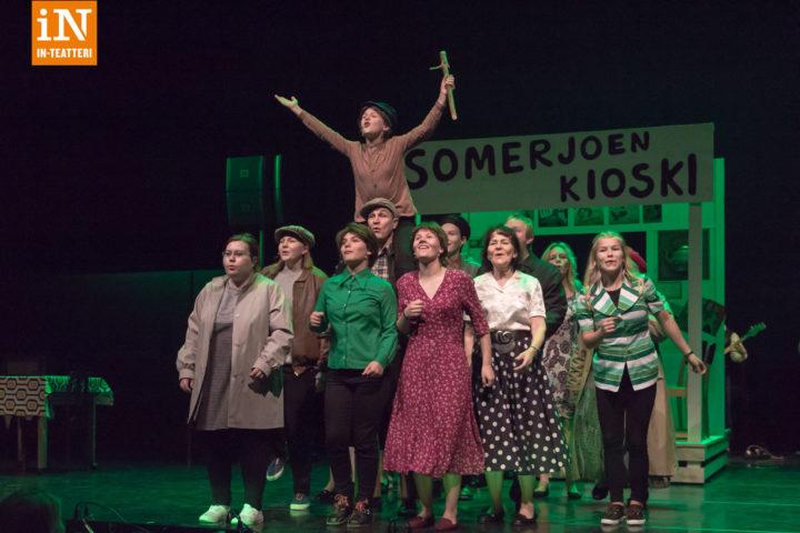 IN-Teatteri tekee hyvää – hyväntekeväisyysnäytös 25.11.